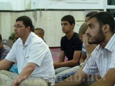 الحركة الاسلامية بيافا تحيي الاعتكاف الشهري