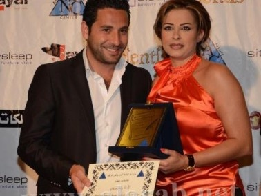 مركز اخبار الفنانين يكرم الإعلاميين اللبنانيين