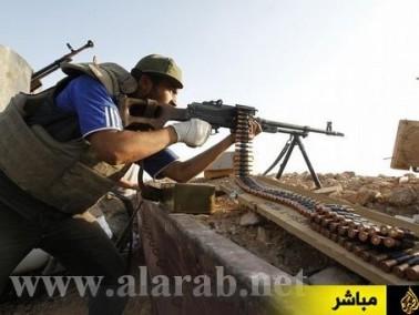 رئيس الحكومة الليبية: مستعدون لوقف إطلاق النار