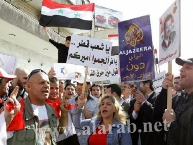 الشاعر ادونيس يدعو الرئيس السوري لإعادة الكلمة للشعب