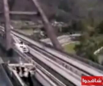 مخيف..شاهدوا أسرع قطار على وجه الكرة الأرضية!