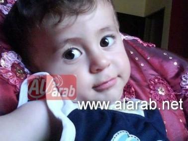 إصابة خطيرة لطفل من قرية كسرى بعد تعرضه للدهس