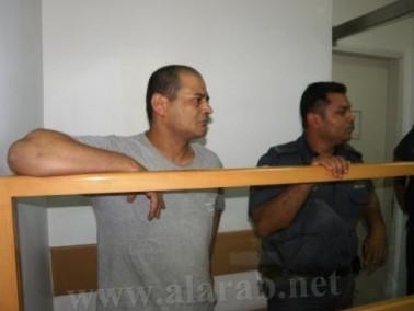 المحكمة تمدد اعتقال كايد حلبي من يركا للإشتباه فيه