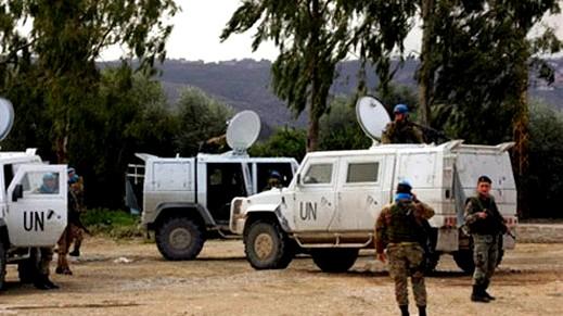 اصابة ستة جنود من قوات اليونيفيل في لبنان