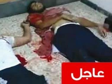 الجيش السوري يرتكب مجزرة في حماة