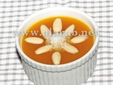 طبق الحلوى الرمضاني قمر الدين بموقع العرب.نت