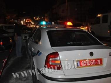 وفاة طفلة متاثرة بجراحها في حادث سير بمدينة نابلس