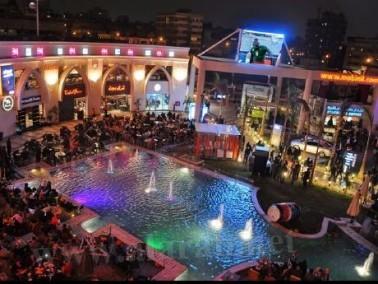 بالصور: أكبر مجمع مطاعم بالعالم يدخل جينيس