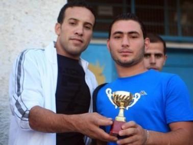 إختتام فعاليات بطولة شهداء مخيم شعفاط لكرة القدم