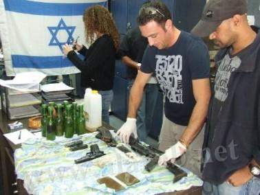 الرامة: اعتقال شاب (25 عاما) بعد ضبط سلاح مسروق