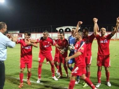 ابناء سخنين يواصل تحقيق الانتصارات في الدوحة ويسحق مكابي بيتح تكفا 3-0
