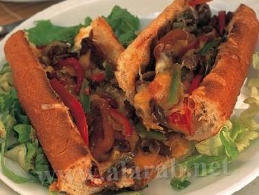 طبق اليوم:شطائر اللحم سريع وشهي صحة وعافية