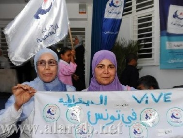 اضطرابات في سيدي بوزيد التونسية بعد فوز النهضة