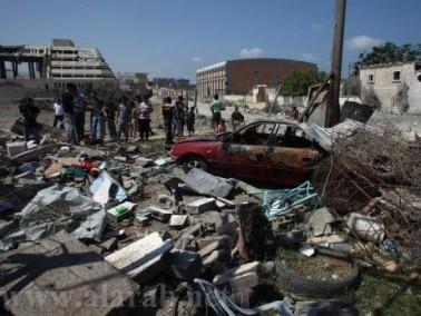 4 شهداء سقطوا ليلاً واستمرار الغارات الإسرائيلية