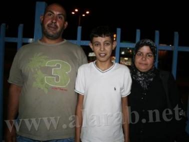 وفاة الفتى يوسف أبو غليون (15 عاماً) من تل السبع