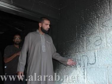 العرب تكشف:إعتقال امام وخطيب مسجد النور بطوبا