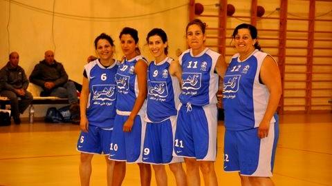 62-39لصالح نساء عبلين أمام نساء مكابي الناصرة