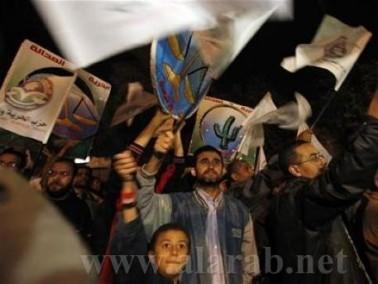 الآلاف يتظاهرون بالقاهرة في جمعة عيون الشهداء