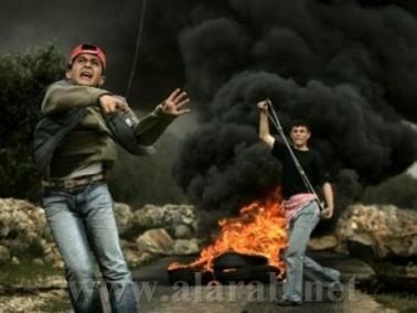 اختناق العشرات بالغاز السام في قرية بلعين
