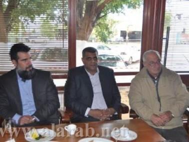 افتتاح مكتب للحج والعمرة في كفر قاسم وتعيين القاضي