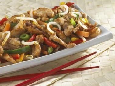 الدجاج الصيني بصلصة الصويا اللذيذة من العرب.نت