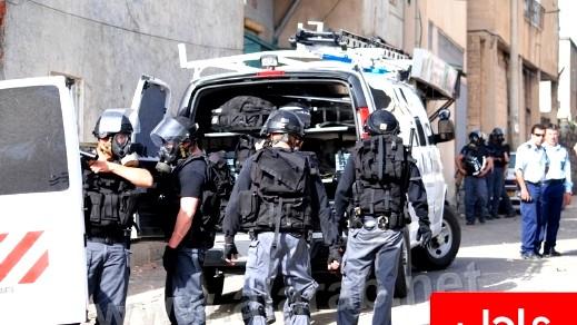 اعتقال رجل 46 عاما من الجش للإشتباه به بحيازة قنبلة