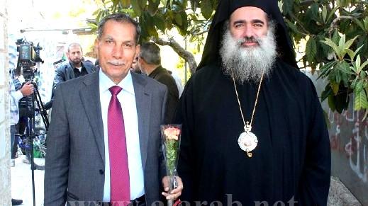 تكريم السيدات الفلسطينيات المقدسيات بحي الشيخ جراح