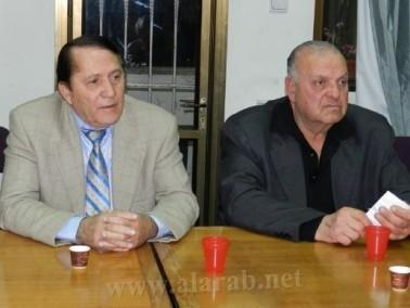 اللجنة الشعبية في الناصرة تجتمع في البلدية