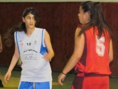 كرة سلة : فتيات مجد الكروم يخسرن