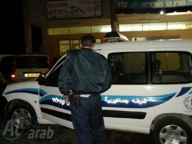 سطو مسلح على سوبر ماركت في حي الورود بمدينة الناصرة