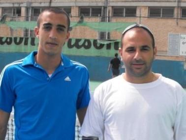 فريق أبناء الناصرة للتنس يتفوق على فريق جسر الزرقاء