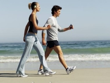 دراسة: الجري في الماء مفيد لرشاقة الجسم