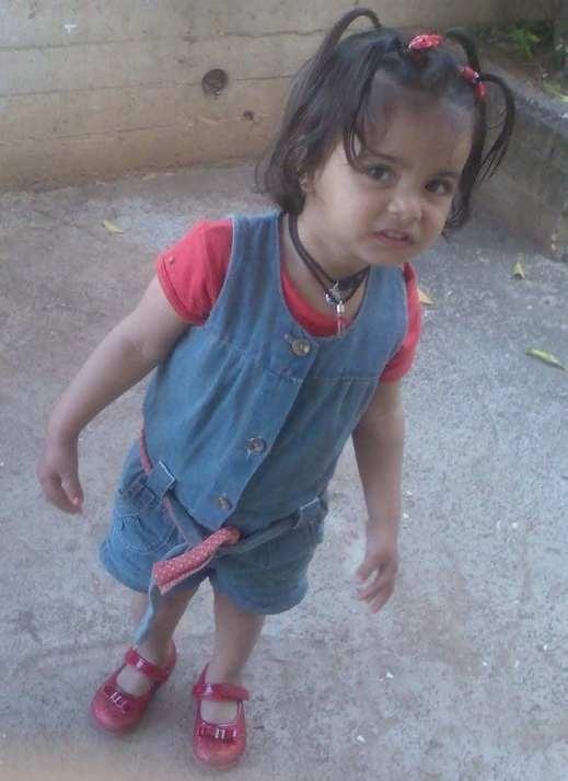 الطفلة ملك أحمد مريسات صارت صديقتنا الجديدة
