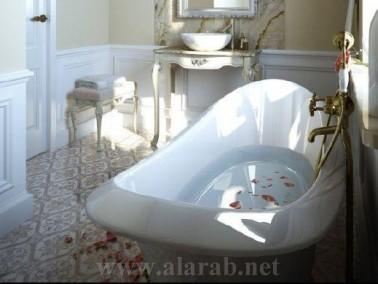 العرب.نت يهديكم مجموعة صور لأحلى وأروع الحمامات