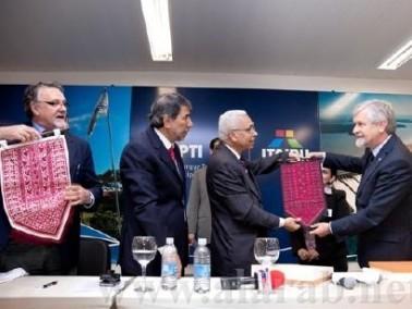 إتفاقية توأمة بين مدينة أريحا ومدينة  فوز دو غواسو