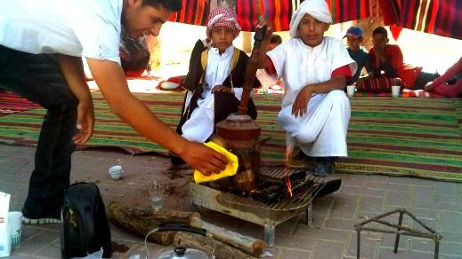 بيرح الهواشلة يحيي يوم التراث البدوي التقليدي