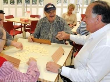 حيفا : تدشين مركزا لدعم ورعاية المسنين الضعفاء عقليا
