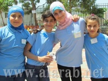 المتنبي الابتدائية تحتضن مدرسة عمر إبن الخطاب