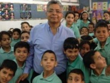 الناصرة: افتتاح مكتبة عصرية بمدرسة إبن عامر