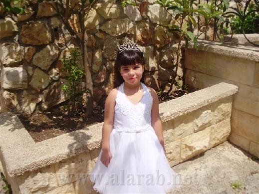 طمرة:ألاء مصطفى ذياب تحتفل بعيدها السادس