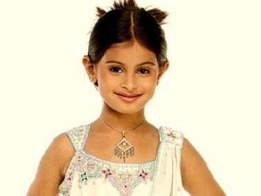 الراحة في التغيير...أزياء هندية لصغيرات العرب.نت