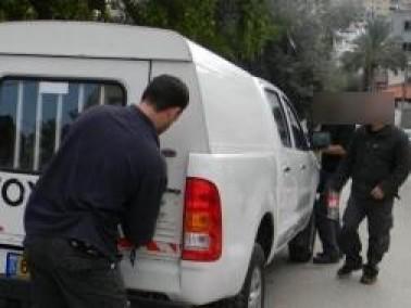 إعتقال شخصين من الناصرة بعد العثور على بندقية