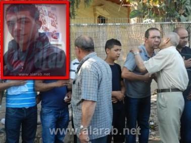 الجديدة: تشييع جثمان الطالب الجامعي ناجي علي زيبق