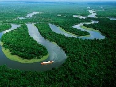 رحلتنا اليوم الى غابات الأمازون العجيبة والساحرة