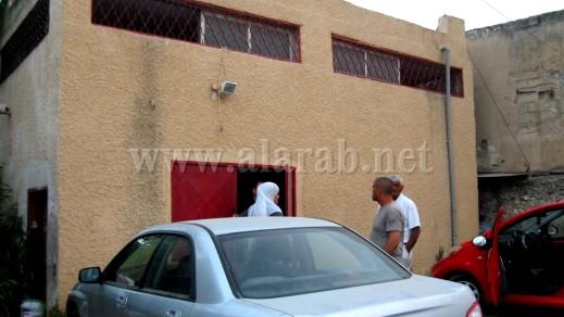 اعتداء آثم على نادي الحزب الشيوعي في كفر قرع وتخريب