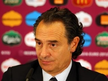 برانديلي مدرب ايطاليا: الأسبان سيطر علينا تماما