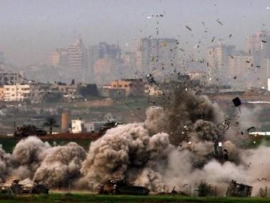 الطيران الاسرائيلي يشن ثلاث غارات على غزة