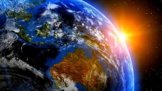 غدا- الأرض في أقرب نقطة لها من الشمس