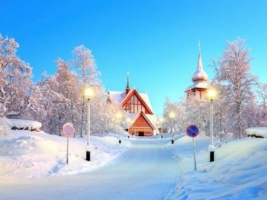 كيرونا المدينة السويدية تعرفوا عليها معنا
