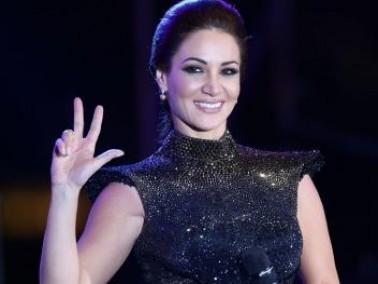 ديانا حداد تشعل مسرح ليالي مهرجان دبي